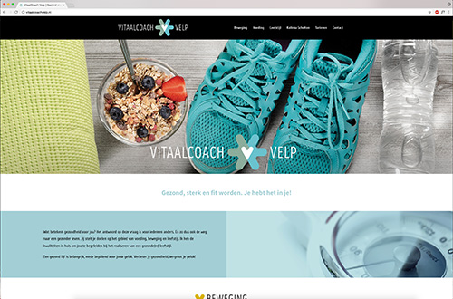 Websitebouwers VitaalCoach velp