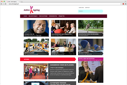 Website Active Ageing