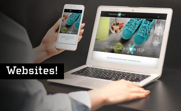 Webdesign: van ontwerp tot oplevering