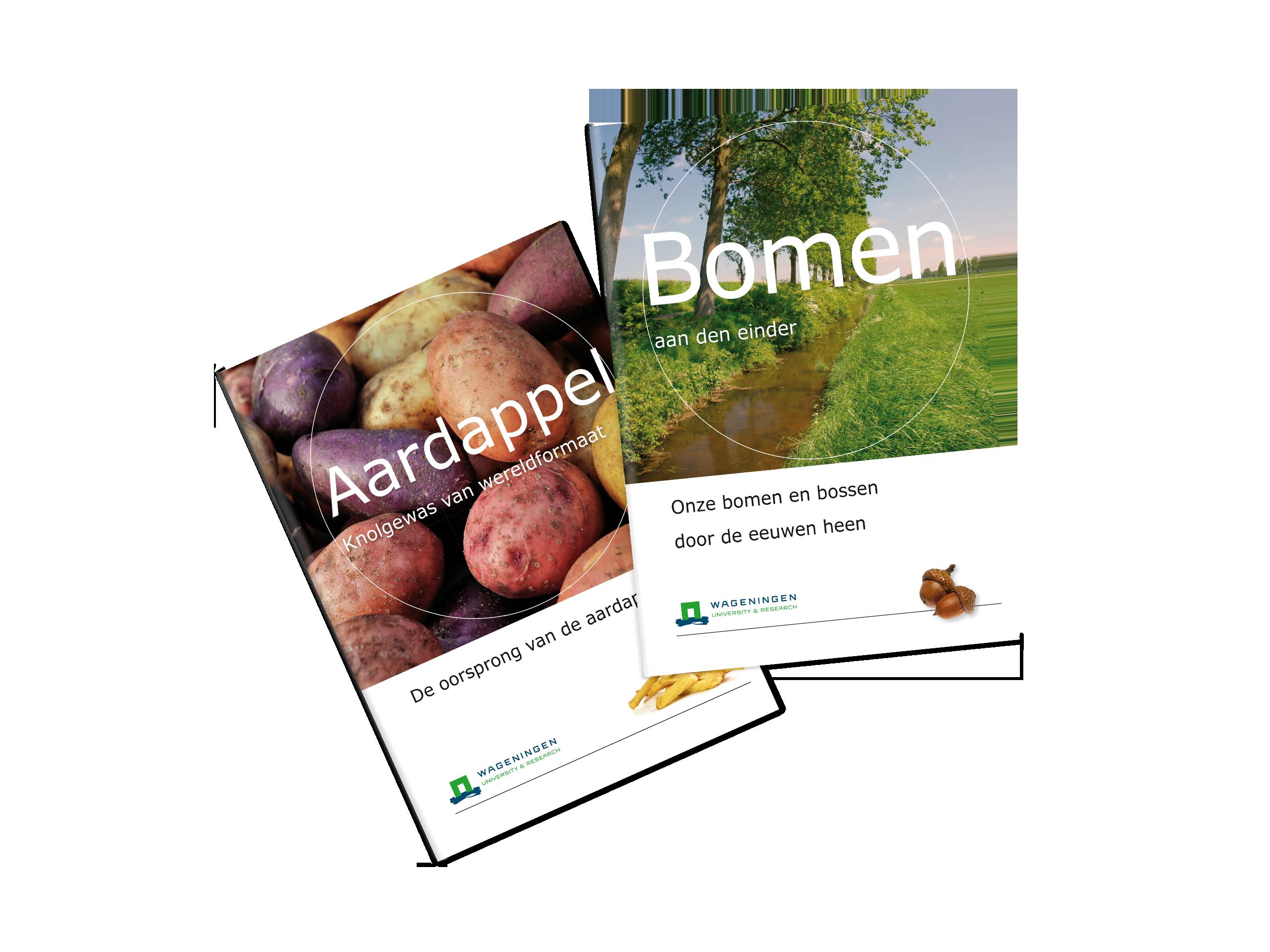 5 jaar: aardappel en bomen