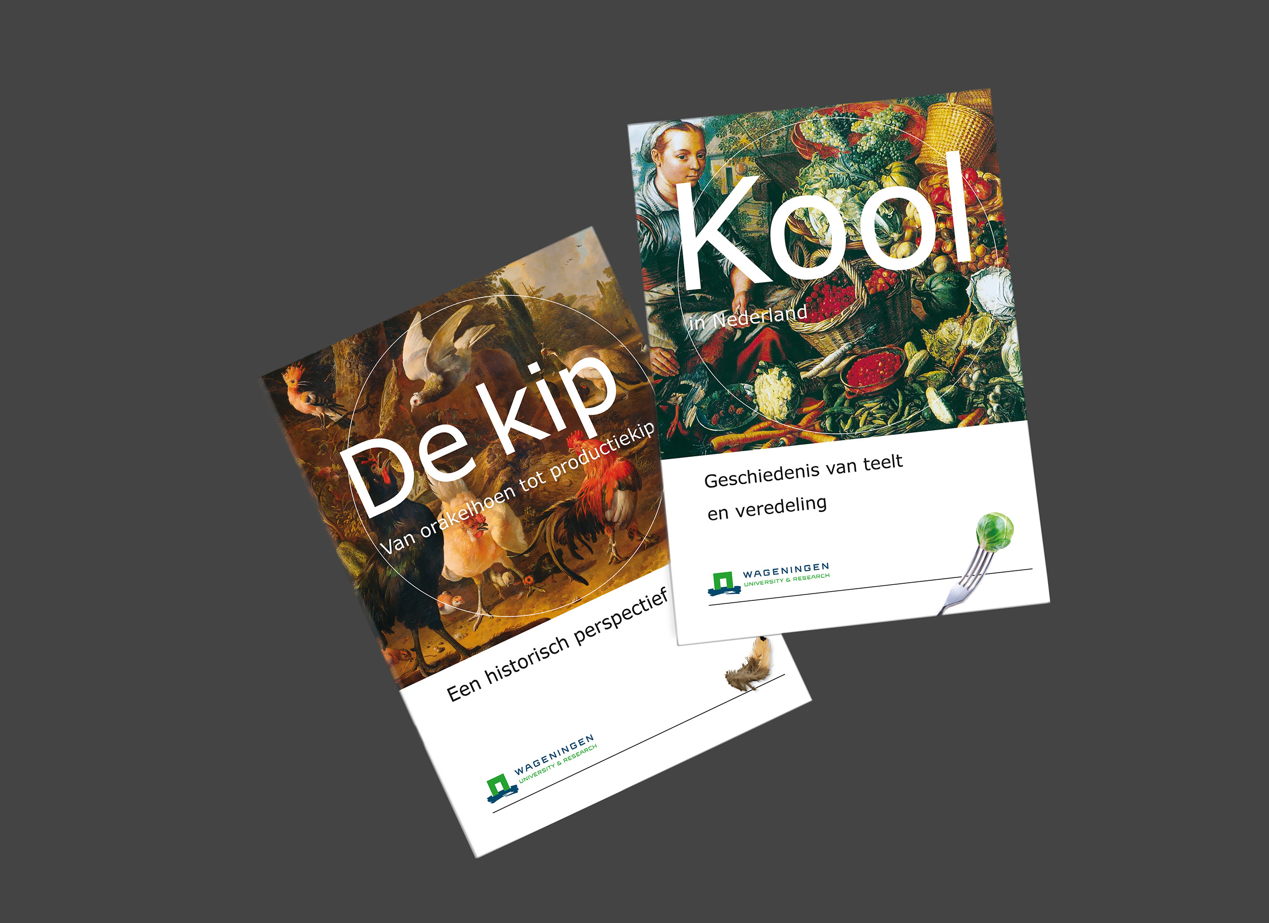 Wageningen University & Research, CGN brochure kool