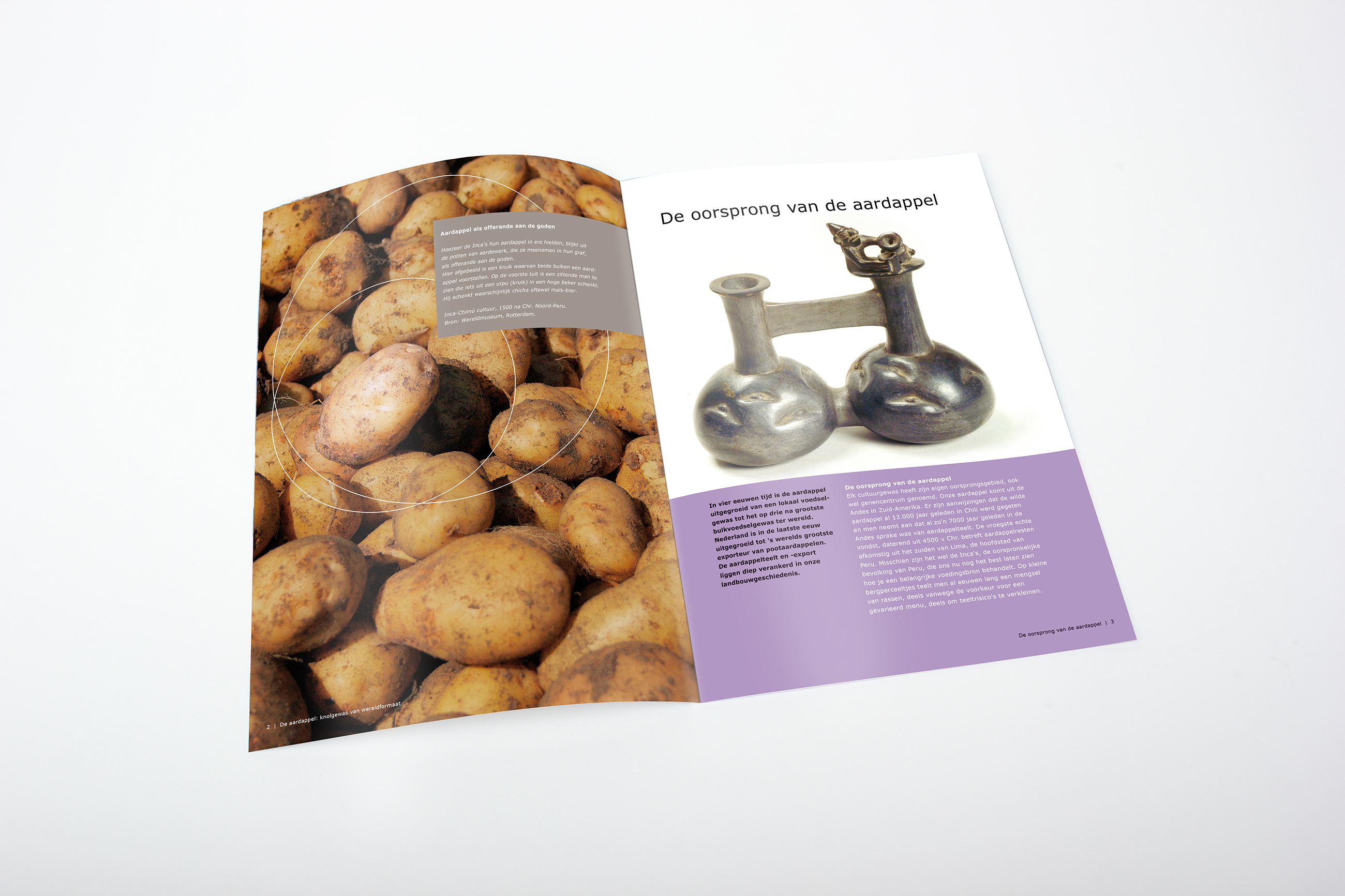 Wageningen University & Research, CGN brochure aardappel