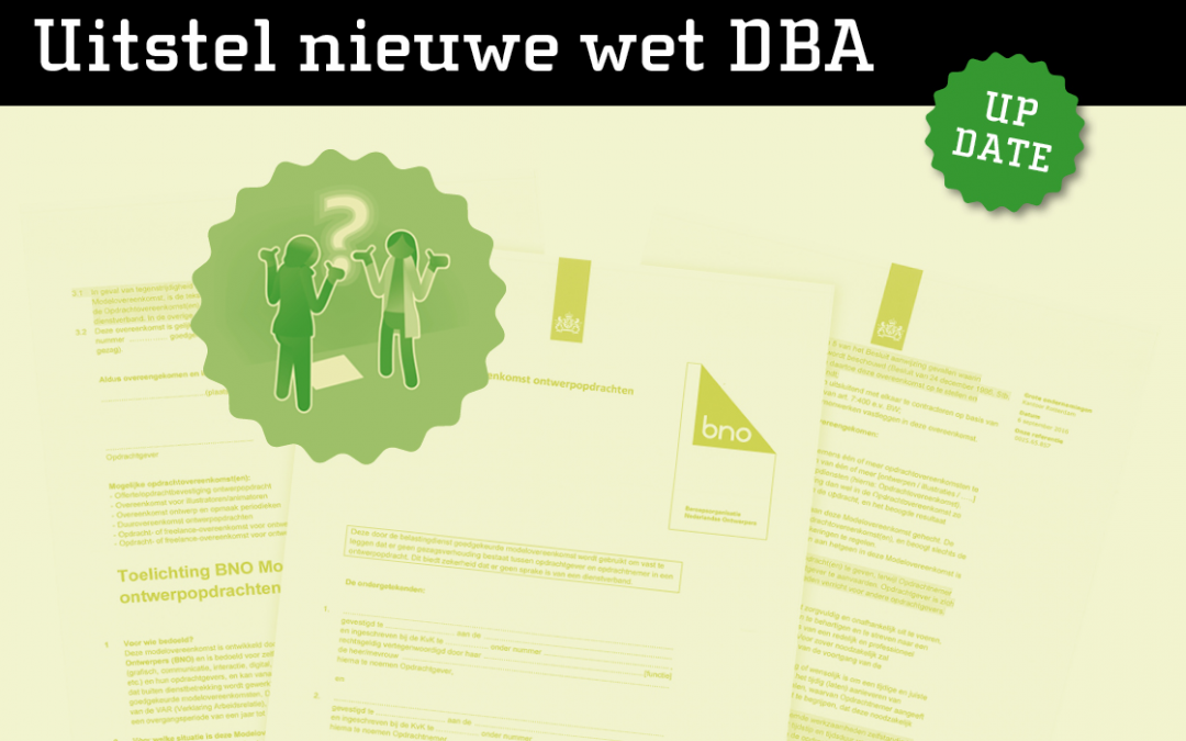 Regelgeving: update wet DBA