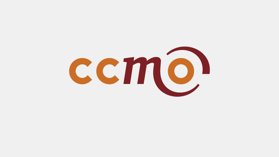 5 jaar: CCMO logo