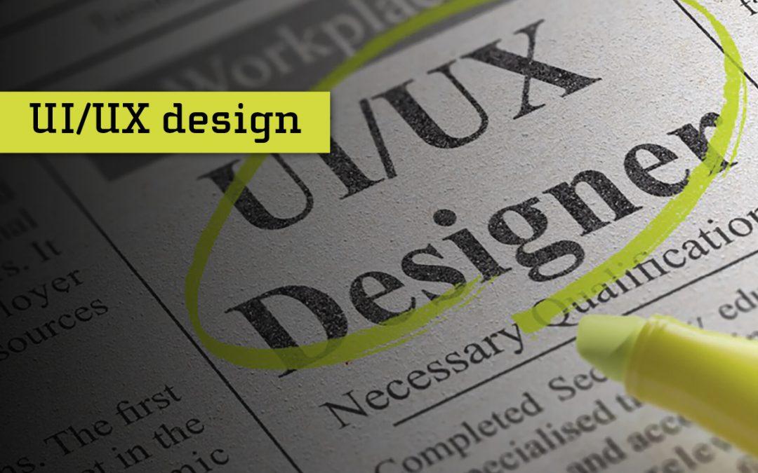 UI/UX design